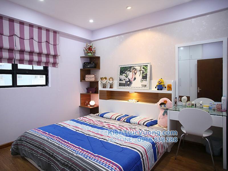 Thiết kế nội thất căn hộ TP Vũng Tàu