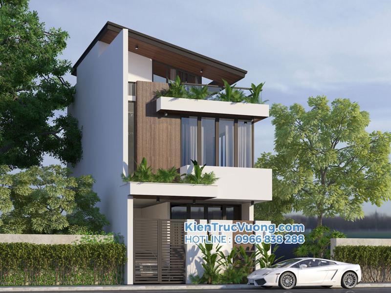 Kiến trúc Vuông