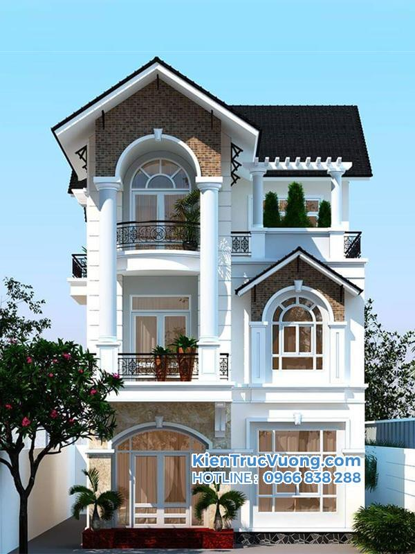 Thiết kế biệt thự nghỉ dưỡng Nha Trang