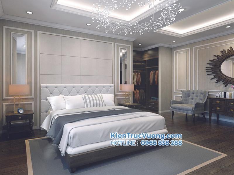 Thiết kế biệt thự tân cổ điển Vũng Tàu
