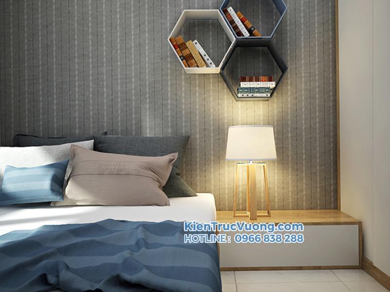 Thiết kế thi công căn hộ chung cư VT