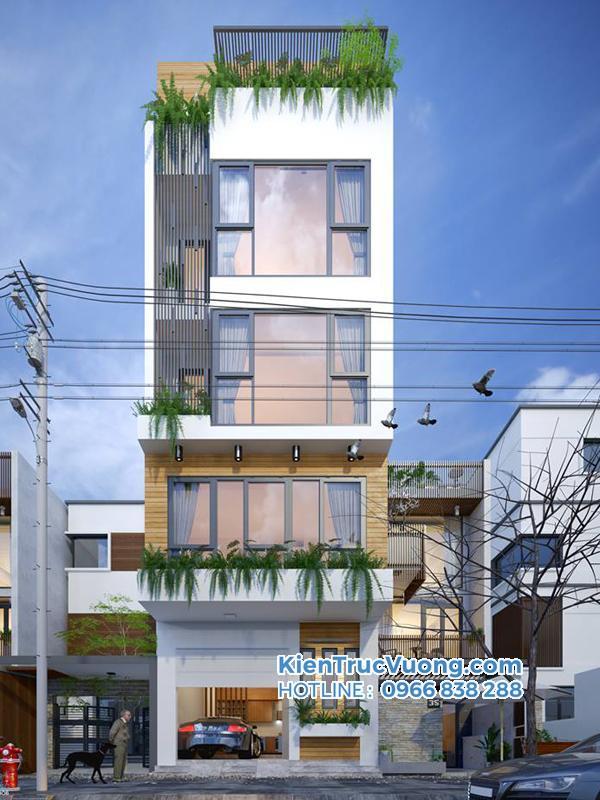 Thiết kế nhà đẹp Nha Trang Khánh Hòa