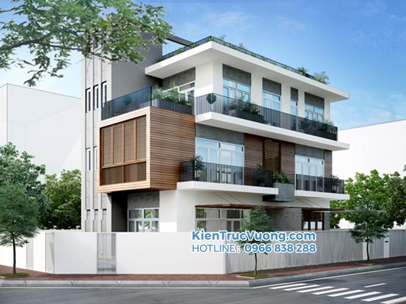 Thiết kế nhà phố biệt thự Cà Mau