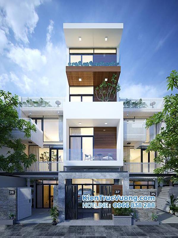Thiết kế nhà ở Tuy Hòa Phú Yên
