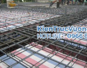 Công tác cốt thép - Kinh nghiệm giám sát xây nhà