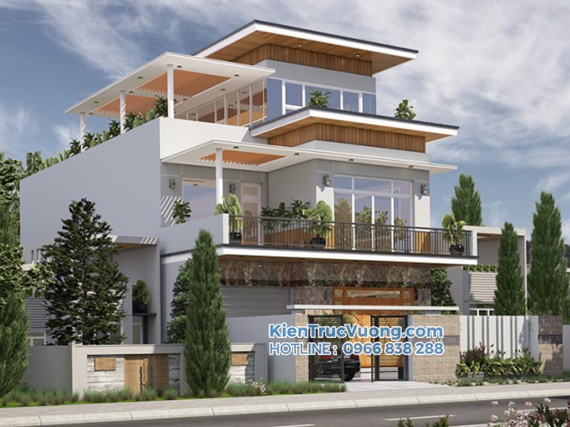 Thiết kế villa Vũng Tàu